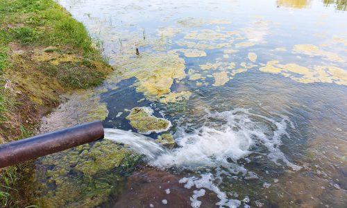 Sewage WATER TESTING